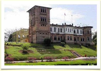 Kellie's Castle today