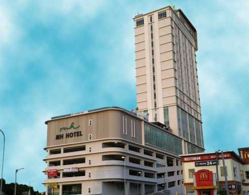 Ipoh City Hotel - MH Hotel